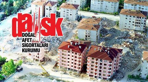 DASK, Depremler için Güç Birliğine Gidiyor