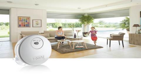 Somfy'den İç Ortam Sıcaklık Sensörleri