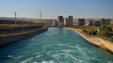 Sulama Kanallarından Hem Su Hem Enerji 'Fışkıracak'