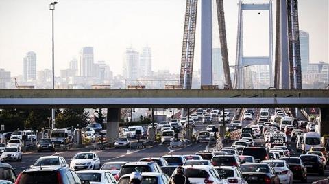15 Temmuz Köprüsü'ndeki Çalışma Bitiyor