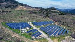 İlk Güneş Enerjisi Santralini Devreye Aldı