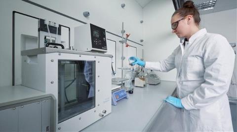 2 Sektör için 8,3 Milyon Euroluk Laboratuvar