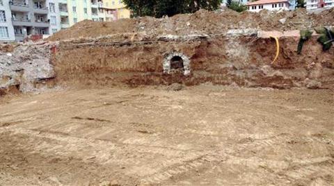 Tokat'taki Kazıda 500 Yıllık 'Kalhane' Bulundu
