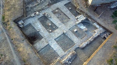 Antik Hipodrom'un 'Kalbi' Ortaya Çıkarılıyor