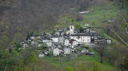 İsviçre'nin En Küçük Köyünü Hayata Döndürme Planı
