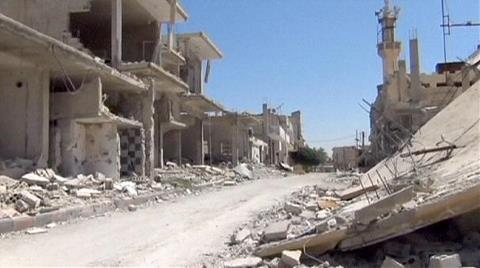 Suriye'nin Yeniden İnşası İştah Kabartıyor
