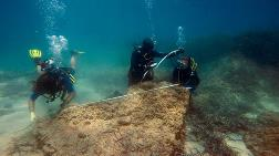 Tsunamide Denize Gömülen Antik Kent Bulundu