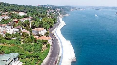 İstanbul'da Dolgu Alanlar 2.55 Km'ye Ulaştı