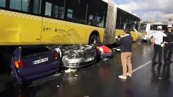 Metrobüs Kazalarını Önleyecek Projede Sona Gelindi