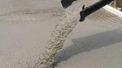 Çimento Üretiminde Düşüş!