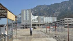 Kentsel Dönüşüm - Şehir Hastanesi İnşaatında Çalışan İşçi 9. Kattan Düştü