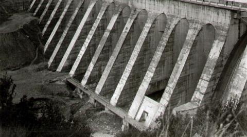 Elmalı Barajı'nda Su Kalmadı