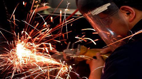 Sanayi Ciro Endeksi Temmuzda Arttı