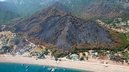 Antalya'da 226 Orman Yangınında 2 Bin Hektar Kül Oldu