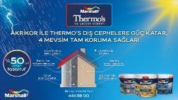Marshall'dan Thermo's Isı Yalıtım Sistemi