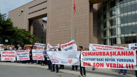 Emlak Mağdurlarının İsyanı!