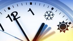 Danıştay'dan Yaz Saati Kararı