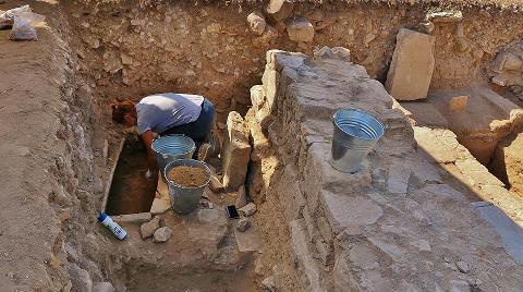 Antik Kentte Bin 200 Yıllık İkinci Kilise Bulundu