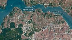 NASA'dan 'İstanbul Boğazı' Paylaşımı