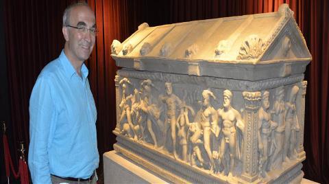 İşte Herakles Lahdi'ni Geri Getiren Raporun Mimarı