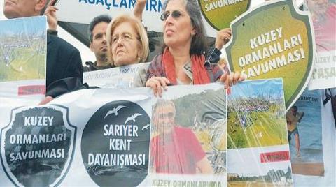 'İstanbul'u Büyütme, Ormanları Yok Etme'
