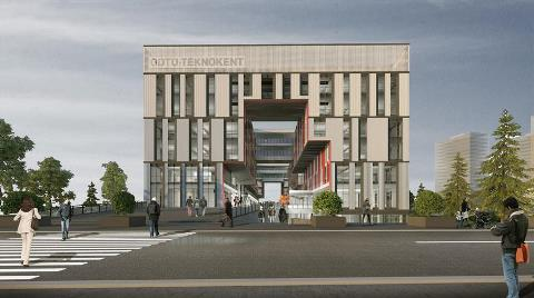 Türkiye'ye Yeni Teknoloji Merkezi