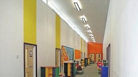 Rigips Türkiye Alçı Levha Sistemleri ile Okullarda Gürültü Kontrolü