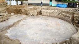 Kentsel Dönüşüm - İnşaat Sahasında Roma Dönemine Ait 'Spor Tesisi' Bulundu