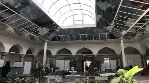 Mimar Sinan'ın Medresesinin Tavanını Aynalarla Kapladılar!