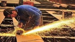 Sanayi Üretiminde Artış Yüzde 5'i Geçti