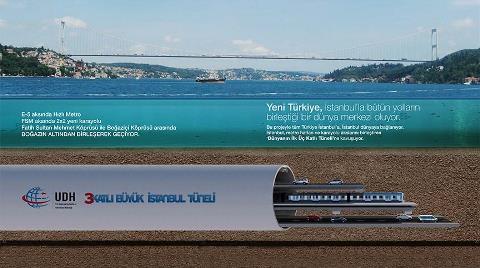 Üç Katlı Tünel Projesi İhalesinde Geri Sayım