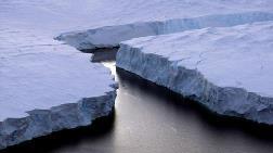 Antarktika'da Azerbaycan Büyüklüğünde Delik!