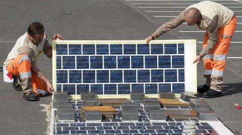 Güneş Enerjisinde İnanılmaz Rakam!