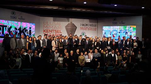 7 Bölgeye 'Mahalle' Yarışmasında Ödüller Sahiplerini Buldu
