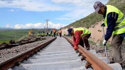 Bakü-Tiflis-Kars Demiryolu Hattında Geri Sayım