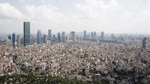 İstanbul'da Yeni Gökdelenlere İzin Verildi