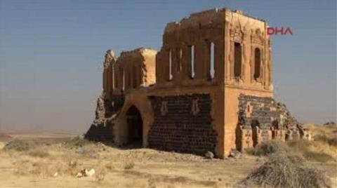 Diyarbakır'da 150 Yıllık Kasr Zamana Yenik Düştü