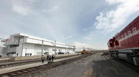 Demir İpekyolu'nda İlk Tren Bugün Kalkıyor