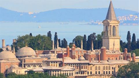 Topkapı Sarayı'nda 220 Milyon Bütçeyle Restorasyon