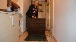 Evinin içinden Geçen 'Kanalizasyon' için Hukuk Mücadelesi Başlattı