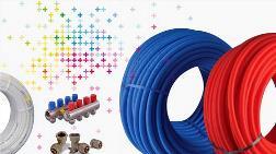 GF Hakan Plastik'ten Flexa® PEX-B Boru Sistemleri