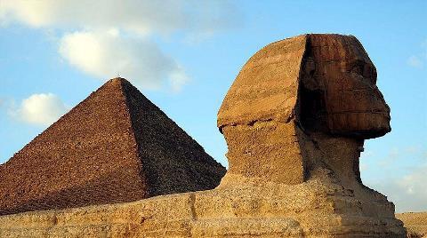 Mısır'da Gizemli Keşif