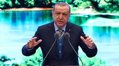 Erdoğan'dan AKM Resti