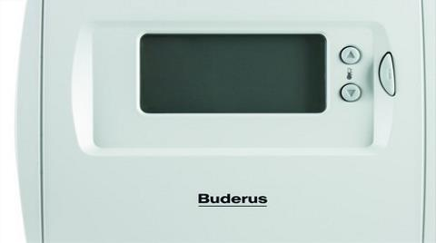 Buderus'tan Enerji Tasarrufu için 'Oda Kumandası'