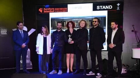 Furniture İstanbul Tasarım Ödülleri Sahiplerini Buldu