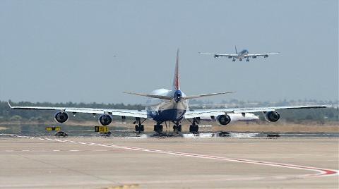 Dünyanın En Büyük Havalimanları Listesi Açıklandı