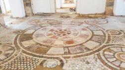 Trabzon'da 1600 Yıllık Mozaikler Bulundu