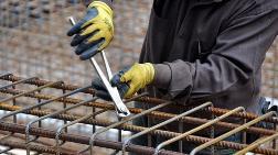 İnşaatçılar Demire 'Vergili Önlem' İstiyor