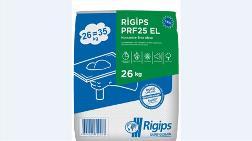 Rigips Türkiye'nin Yeni Ürünü PRF 25 EL