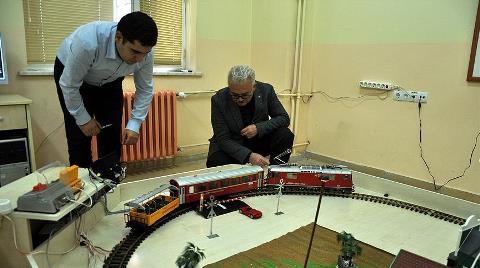 Tren Kazaları 'Zeki Hemzemin Geçidi' ile Önlenecek